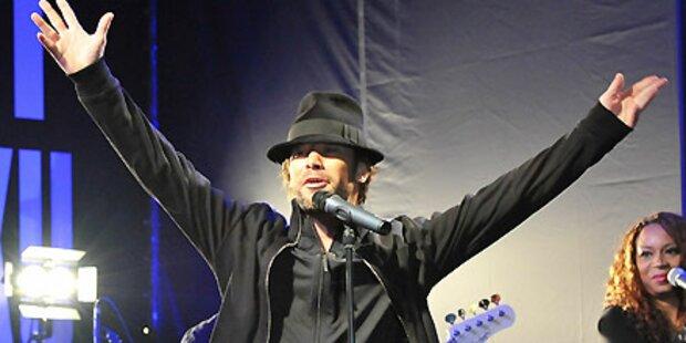 Jamiroquai rockt Wiener Stadthalle