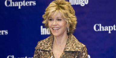 Jane Fonda verrät  Geheimnis ihrer Libido