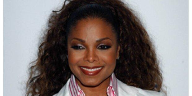 Janet Jackson ins Krankenhaus eingeliefert