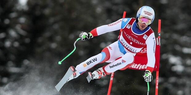Schweiz-Star von Doping-Jägern aufgesucht