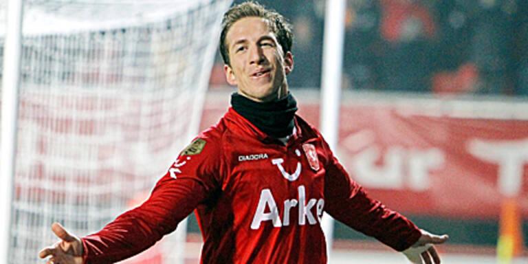 Janko mit Twente im EL-Viertelfinale