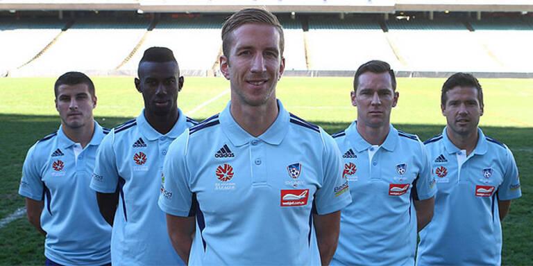 Janko feiert Debüt für Sydney FC
