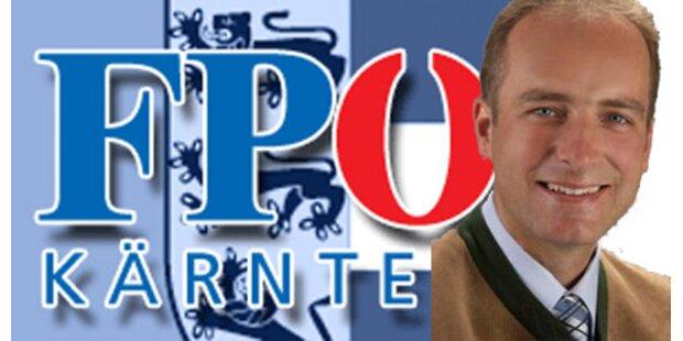 Kärntner FPÖ wartet FPK-Parteitag ab