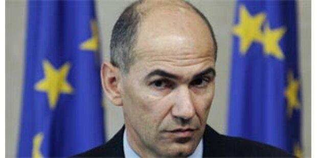 Sloweniens Premier erwägt Rücktritt