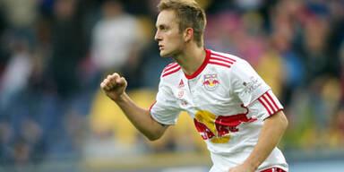 Red Bull Salzburg kann Führung behaupten