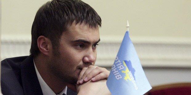 Janukowitsch-Sohn stirbt bei Auto-Crash