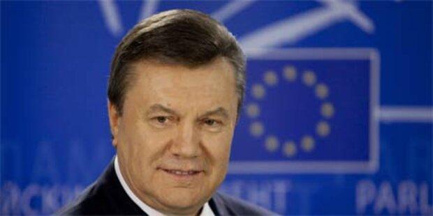Timoschenkos Koalition in Ukraine vor Aus