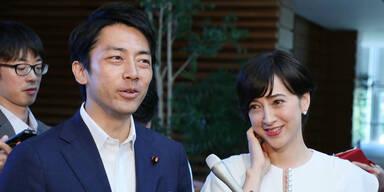 Japanischer Umweltminister nimmt sich Elternauszeit