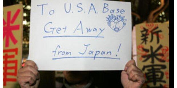 USA entschuldigt sich bei Japan für Vergewaltigung