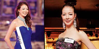 Miss Japan: 'Ich bitte die Welt, uns zu helfen!'