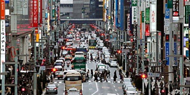 Mehr als 30.000 Selbstmorde in Japan