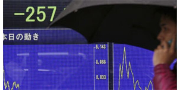 In Japan grassiert die Rezessionsangst