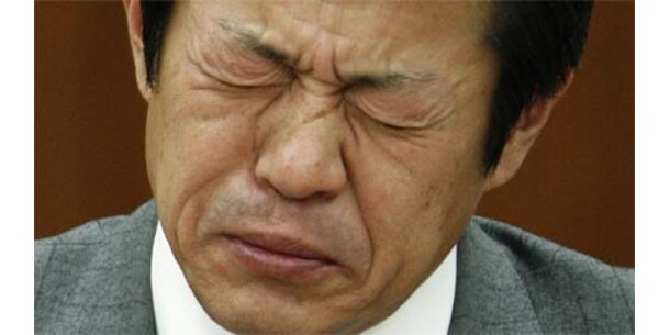Japan in schwerster Wirtschaftskrise seit Krieg