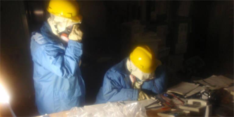 AKW: Kampf gegen Kernschmelze spitzt sich zu