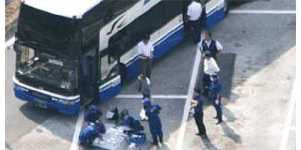14-Jähriger entführte Bus