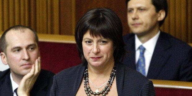 Kiew: Amerikanerin wird Finanzministerin