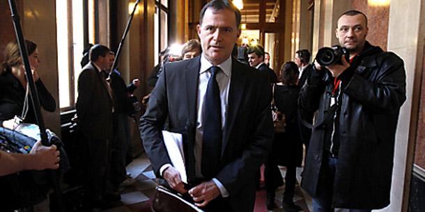 Hannes Jarolim; U-Ausschuss im Parlament