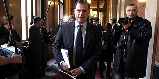 Sicherheitspaket: SPÖ attackiert die ÖVP