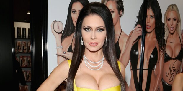 Erotik-Star Jessica Jaymes stirbt mit nur 43 Jahren