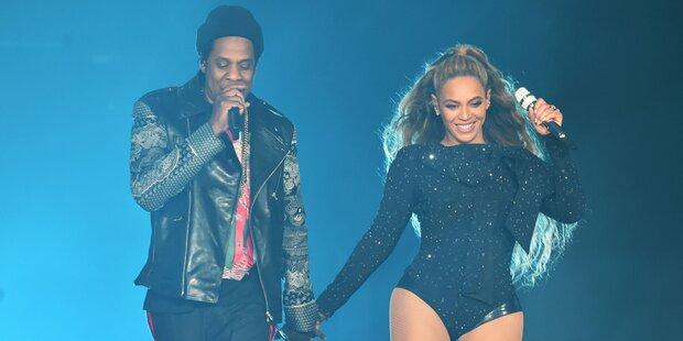 Beyoncé-Konzert: Fan stürmte Bühne