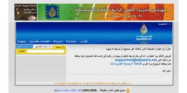 Al-Jazeera berichtet über FPÖ-Islam-Beschimpfungen