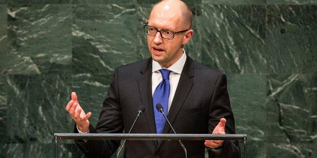 Kiew will ernsthafte Friedensgespräche