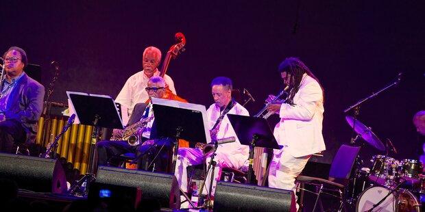 Das 34. Jazzfestival Saalfelden