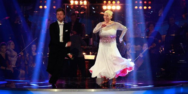 Jazz Gitti-Eklat sorgt für Dancing Stars-Rekord
