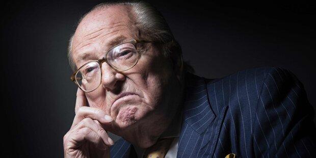 Geldstrafe für Le Pen wegen Gaskammer-Sager