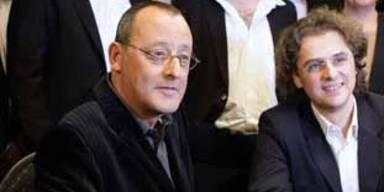 Jean Reno, Thomas Daubek (Interwetten AG)
