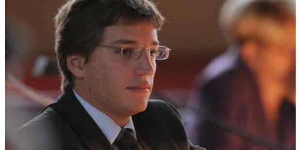 Frankreich lacht über Sarkozy-Sohn