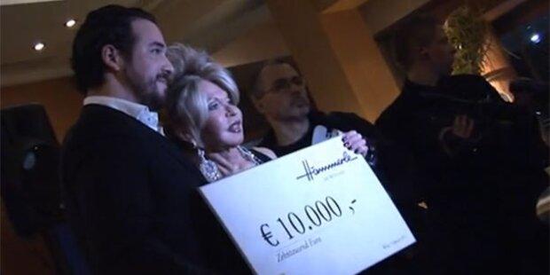 Schiller: 70.000 Euro für den Dschungel