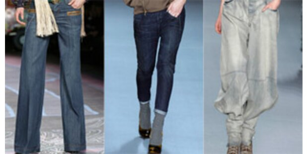 Denim-Trends: Marlene-Stil und Röhren-Jeans