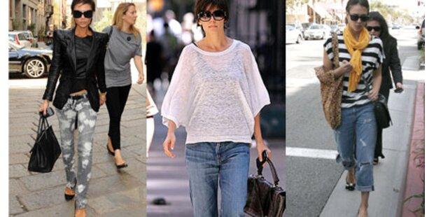 Die neuen Luxus-Jeans