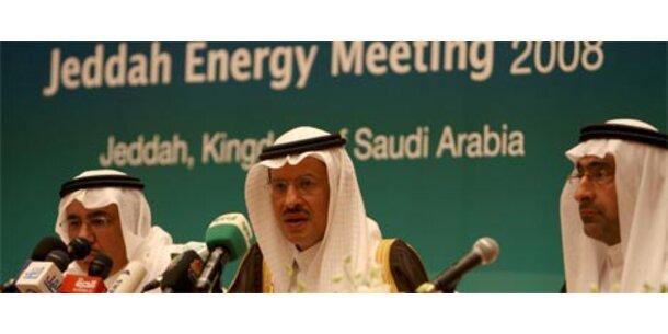 Laut Bartenstein normalisiert sich Ölpreis bald