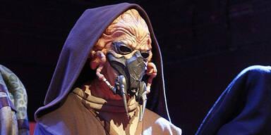 Jedi-Kostüm samt Puppe gestohlen