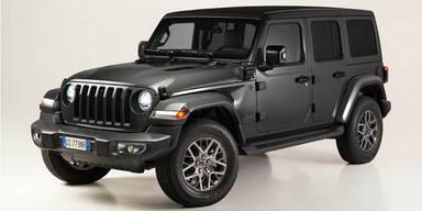 Das kostet der Jeep Wrangler Plug-in-Hybrid
