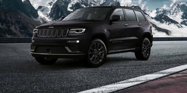 Jeep bringt den Grand Cherokee S