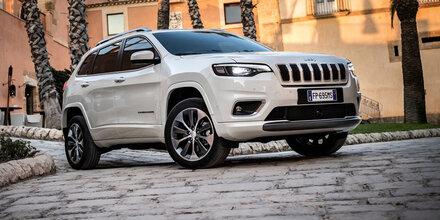 """Jetzt startet der """"neue"""" Jeep Cherokee"""
