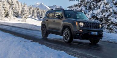 Jeep hat den Renegade aufgefrischt