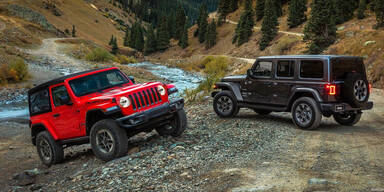 So kommt der neue Jeep Wrangler