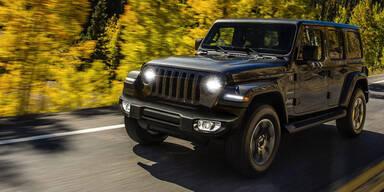 Alle Infos vom neuen Jeep Wrangler (2018)