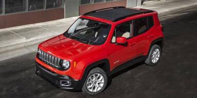 Jeep stellt den neuen Renegade vor