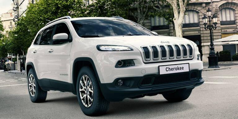 Neuer Diesel für den Jeep Cherokee