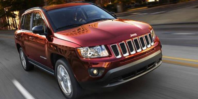Tiefgreifendes Facelift für den Jeep Compass