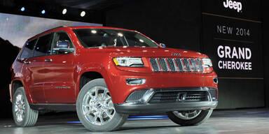Jeep frischt den Grand Cherokee auf