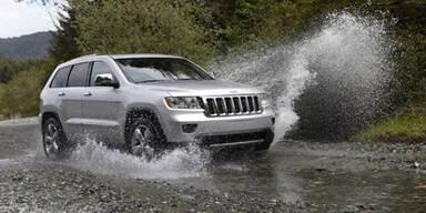 Neuer V6-Diesel für den Jeep Grand Cherokee