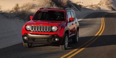 Jeep Renegade: Preise stehen fest