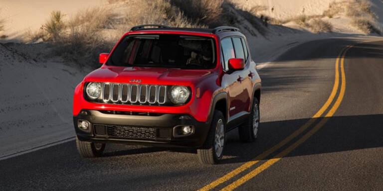 Fiat Chrysler ruft weitere Autos zurück