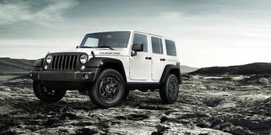 Jeep bringt den Wrangler Rubicon X